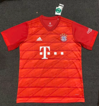 Thai Version Bayern Munich 19/20 Home Soccer Jersey