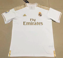 Thai Version Real Madrid 19/20 Home Soccer Jersey
