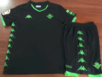 Real Betis 19/20 Away Soccer Jersey and Short Kit