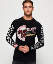 Men's Sports Fashion Long Sleeve T-shirt