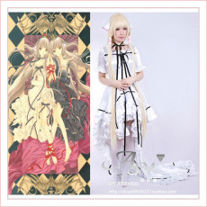 Chobits Chii Dress Cosplay Costume Tailor-Made[G511]