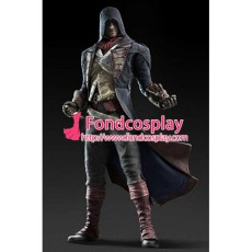 Assassin'S Creed 5:Unity-Arno.Dorian Costume Cosplay Tailor-Made[G1430]