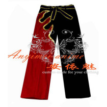 Tekken Jin Kayama Trousers Pants Game Cotton Cosplay Costume Custom-Made[G536]