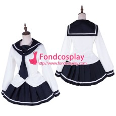 Japanese School Girl Uniform Cosplay Tailor-Made[G1660]