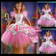 The Nutcracker-Candy Fairy Costume Barbie Cosplay Tailor-Made[G1417]