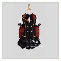 Final Fantasy Type 0 Rem Summer Dress Cosplay Costume Tailor-Made[G720]