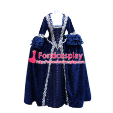 Victorian Rococo Medieval Gown Ball Dress Gothic Evening Dress Cosplay Costume Tailor-Made[G957]