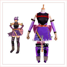 Doa Dead Or Alive Ayane Dress Game Cosplay Costume Tailor-Made[G718]