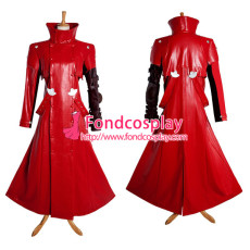 Trigun Vash The Stampede Outfit Jacket Coat Cosplay Costume Tailor-Made[G811]