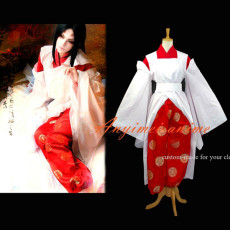Hanfu-Ds Doll Gothic Lolita Dress Japan Kimono Cosplay Costume Tailor-Made[G676]