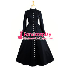 Gothic Lolita Punk Ball Medieval Gown Dress Cosplay Costume Tailor-Made[G882]