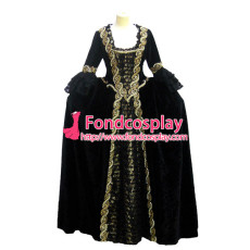 Victorian Rococo Medieval Gown Ball Dress Gothic Evening Dress Cosplay Costume Tailor-Made[G956]