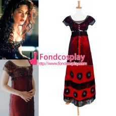 Titanic Rose Dewitt Bukater Dress Movie Cosplay Costume Custom-Made[G874]
