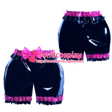 heavy PVC sissy maid bloomers/knickers/ unisex Tailor-made[G3903]