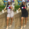 Fashion Leisure Sports Two-piece Set
