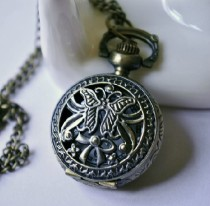 Vintage Pocket Watch Chain PW000158