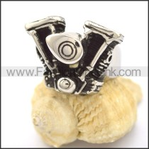 Popular Stainless Steel Biker Ring r002129