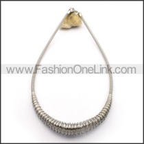Fashion Coil Necklace n001019