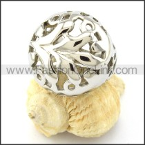 Stainless Steel Good Craft Casting Ring r000965