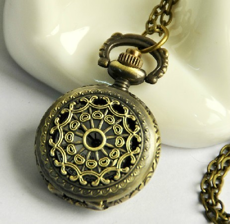 Vintage Pocket Watch Chain PW000212