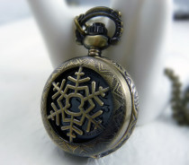 Vintage Pocket Watch Chain PW000154