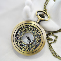 Vintage Shivering Pocket Watch Chain PW000006
