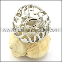 Stainless Steel Good Craft Casting Ring r000961