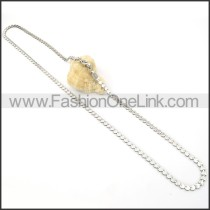 Graceful Silver Small Chains    n000111