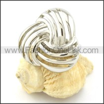 Stainless Steel Good Craft Casting Ring r000967