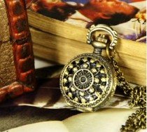 Vintage Pocket Watch Chain PW000151