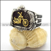 Fashion Biker Ring r001982