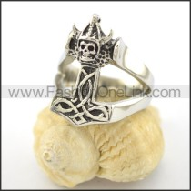 Delicate Stainless Steel Ring r001600