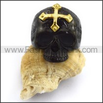 Fashion Stainless Steel Skull Ring  r003438