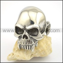 Exquisite Stainless Steel Skull Ring  r001744