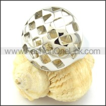 Stainless Steel Good Craft Casting Ring r000971