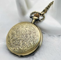 Vintage Pocket Watch Chain PW000161
