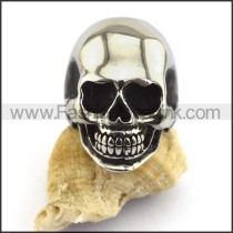 Fashion Stainless Steel Skull Ring  r003434