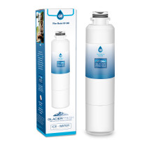 DA29-00020B Refrigerator Water Filter Replacement for Samsung DA29-00020B, DA29-00020A, HAF-CIN/EXP, 46-9101, DA97-08006A, by Glacier Fresh, 1 Pack