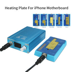 SS-T12A IPhone 6 7 8 X XS MAX Motherboard CPU Desoldering Heating Station