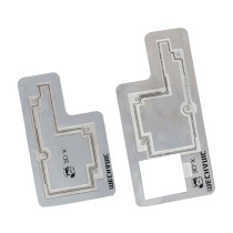 For iPhone x 3D BGA Reballing Stencil Motherboard Middle Layering Positioning Slot Degunmming And Tinning 3D-XPlus Platform