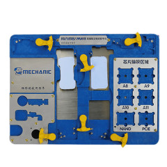 MECHANIC Multifunctional Fixture Motherboard CPU NAND Fingerprint Repair PCB Holder for iPhone XR 8P 8 7P 7 6SP 6S 6 5S 5G