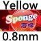 61second High Elasticity sponge