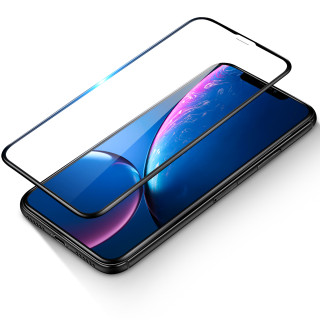iPhone X|XS Full Size Tempered Screen Guard Toughened Glass Screen Protector
