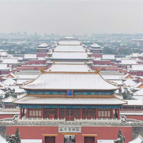 Two day private tour Beijing Forbidden City,Hutong Rickshaw tour,Mutianyu Great Wall ,Olympic Venue outside view,and Summer Palace