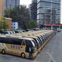 Beijing 33 to 51 seat bus rental service