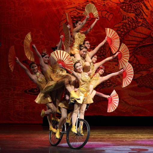 Beijing Legend of Jinsha Acrobatic show ticket