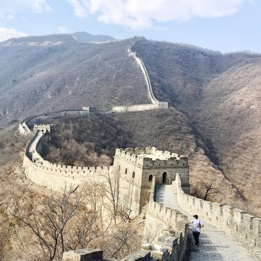 Beijing Mutianyu Great Wall,Forbidden City One-day tour