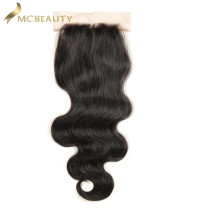 Mcbeauty Hair 4x4 Lace Closure Brazilian Body Wave