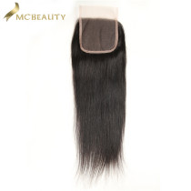 Mcbeauty Straight Lace Closure Free Part/Mid Part/3-Way
