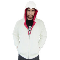 Assassin's Creed III 3 Desmond Miles Black Hoodie Cosplay Costume